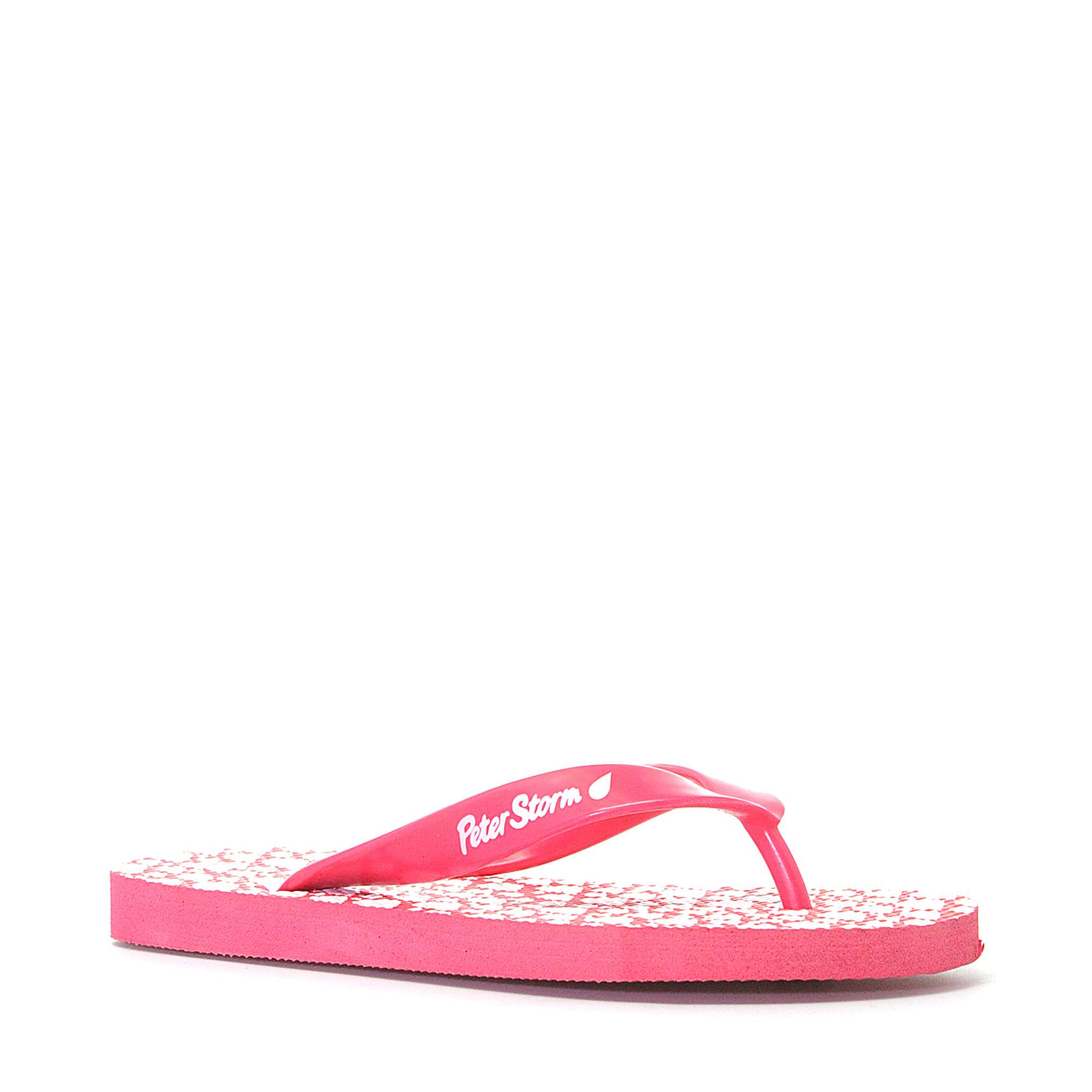 PETER STORM Girls' Rain Flip Flops