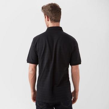 Black Brasher Men's Polo Shirt