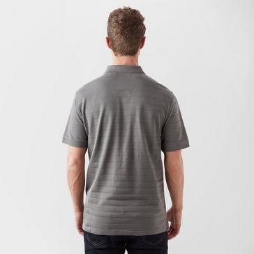 Grey|Grey Brasher Men's Polo Shirt