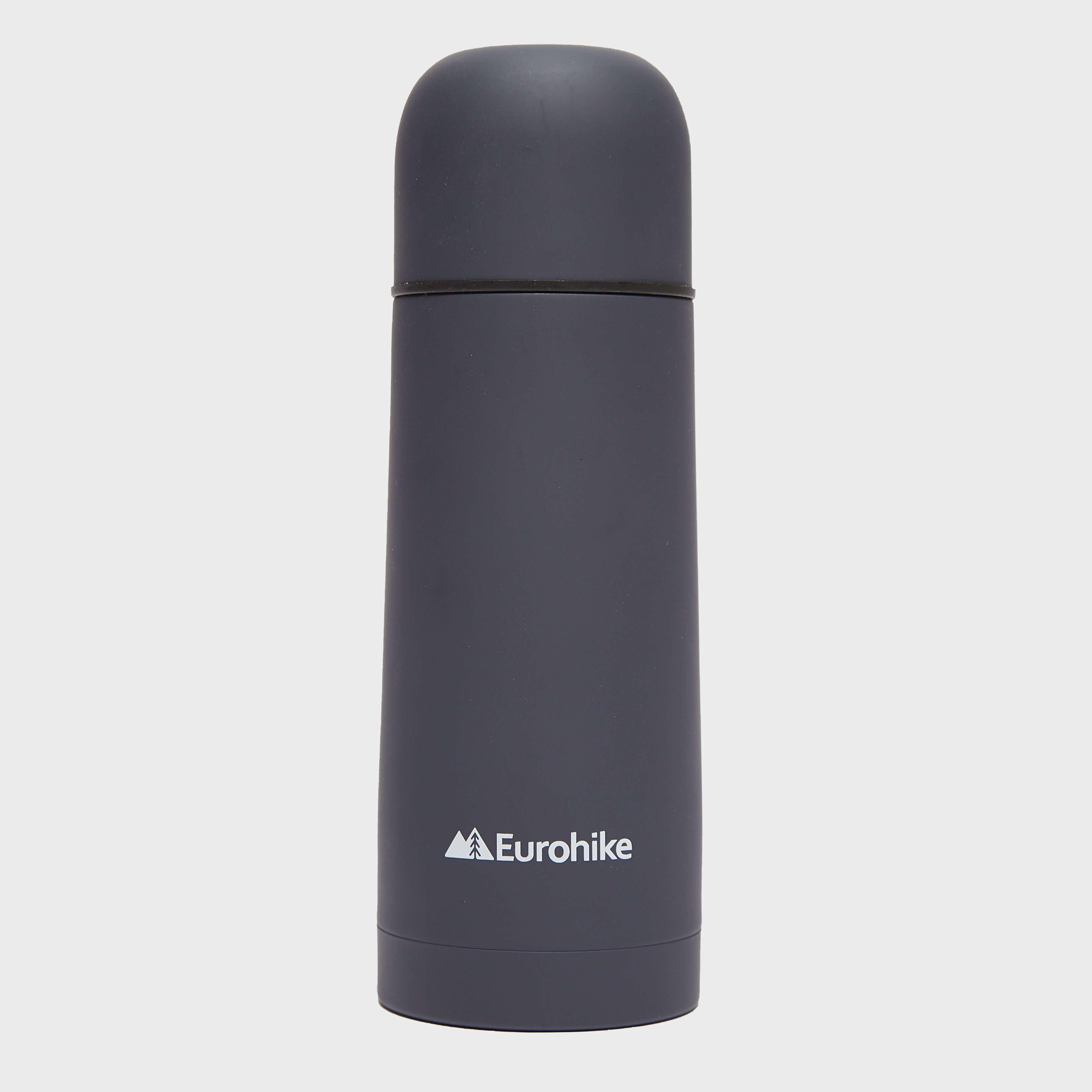 EUROHIKE 0.3L Rubberised Flask