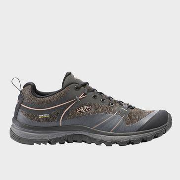 b86efe57db54ba Dark Grey KEEN Women s Terradora Waterproof Walking Shoe ...