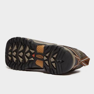 Black Keen Men's Targhee III Waterproof Hiking Boots