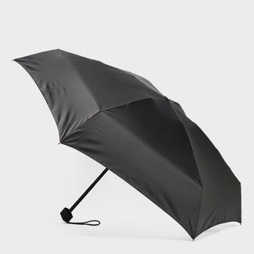 Black Fulton Men's Storm 1 Umbrella