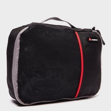 Black Technicals Packing Cube – Medium Size