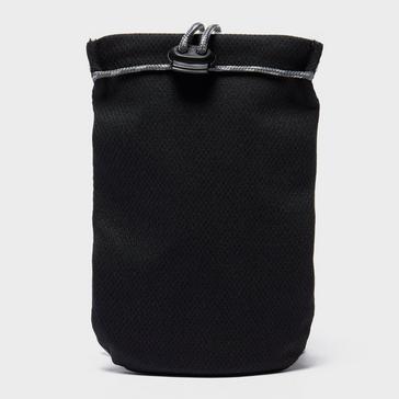 Black Technicals Water Resistant Chest Wallet