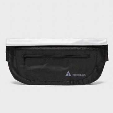Black Technicals Dri Store Waist Belt