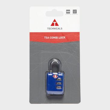 Blue Technicals Combination Lock