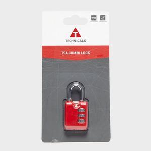 TECHNICALS TSA Approved 3-Digit Combination Lock