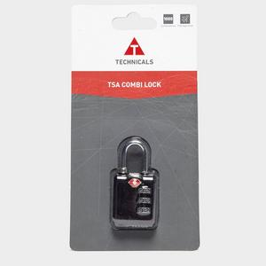 TECHNICALS TSA-Approved Combination Lock