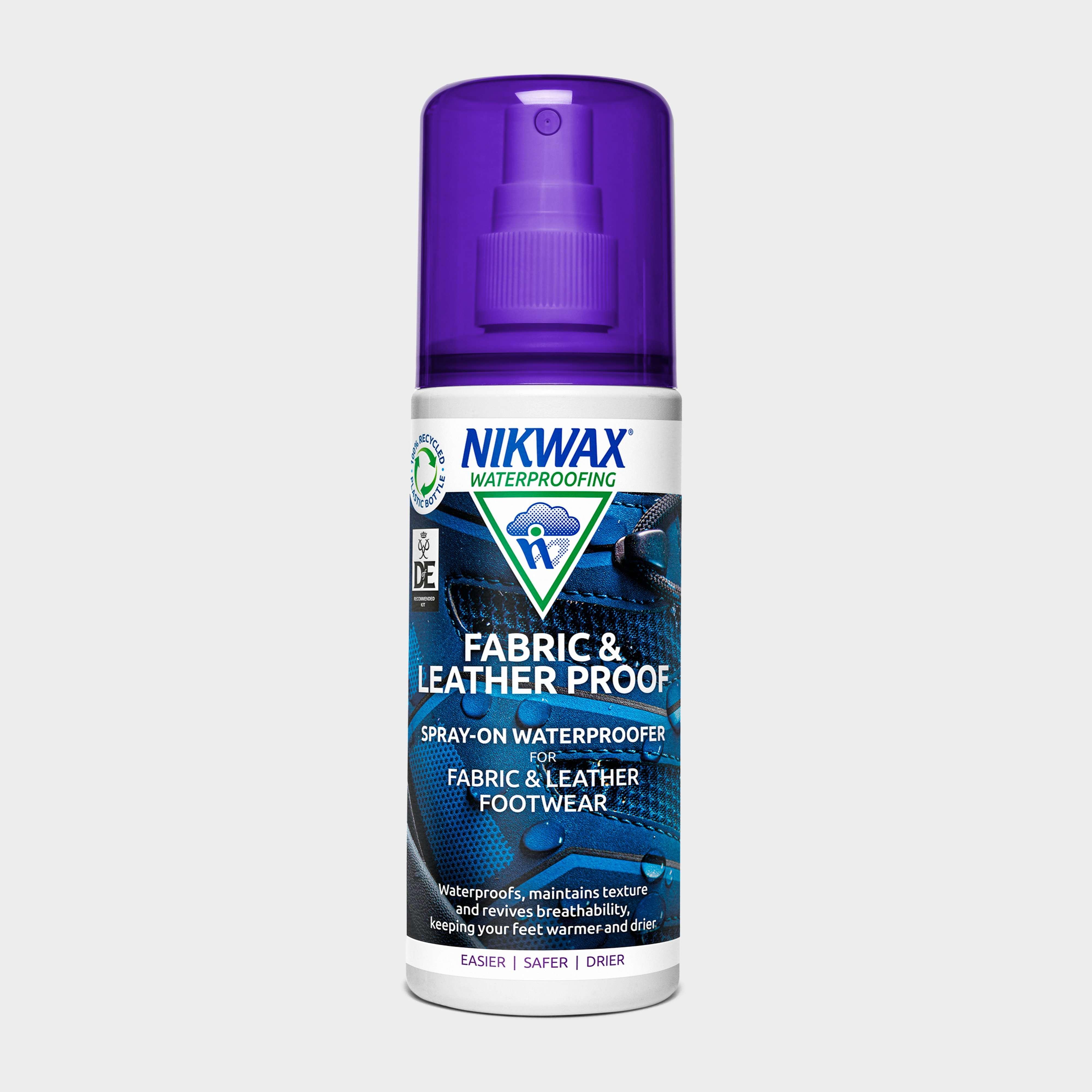 NIKWAX Fabric & Leather Spray 125ml