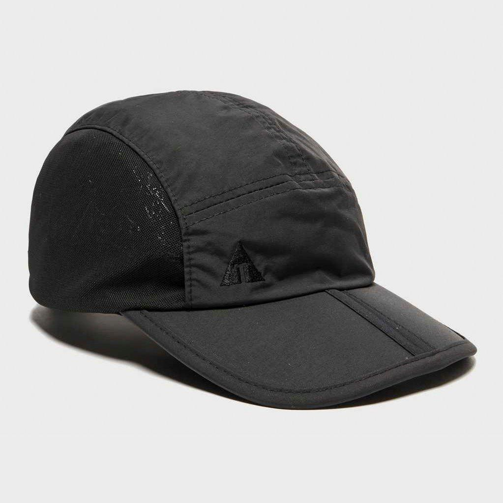 Technicals Technicals Mens Travel Cap - Black, Black