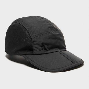 Black Technicals Men's Travel Cap
