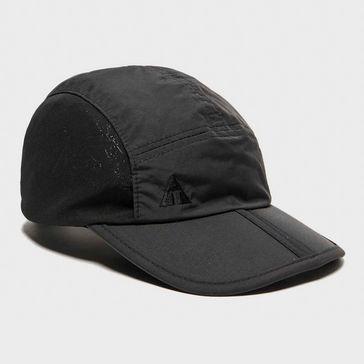 b97a900fc7e7f Black TECHNICALS Men's Travel Cap ...