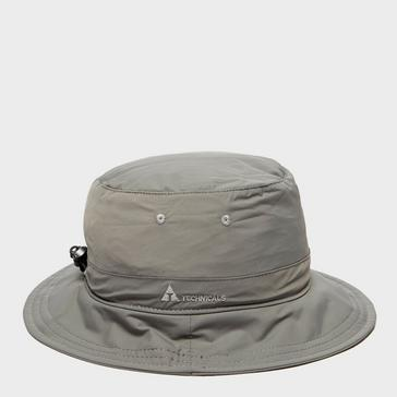 Mid Grey Technicals Unisex Bucket Hat