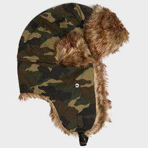 PETER STORM Men's Camo Trapper Hat