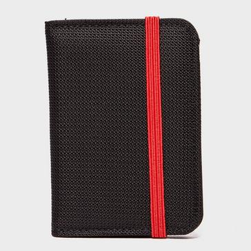 Black Technicals RFID Card Wallet