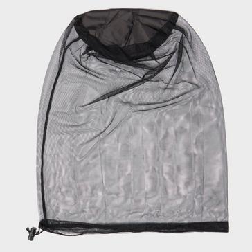 Black Technicals Mosquito Headnet