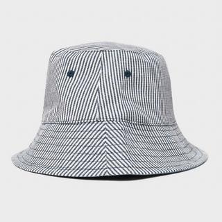 Women's Striped Bucket Hat