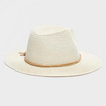 Beige Peter Storm Women's Panama Hat