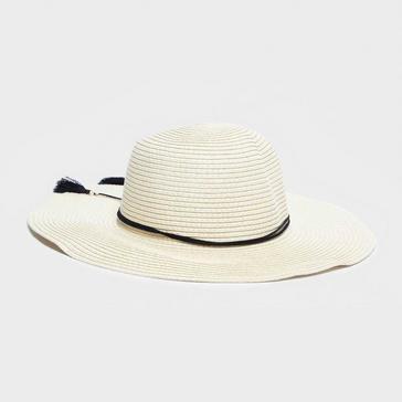 Beige One Earth Women's Floppy Hat