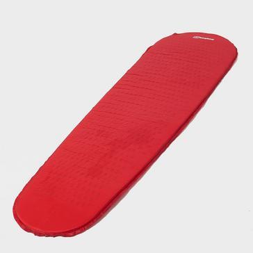 Red Berghaus Peak Self-Inflating Mat