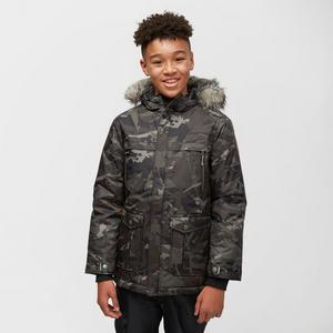COLUMBIA Boy's Barlow Pass 600 Turbodown Parka