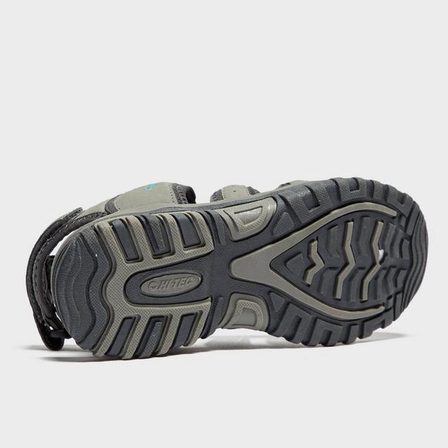 84a345453 Grey HI TEC Women's Cove Close Toe Sandals image 2
