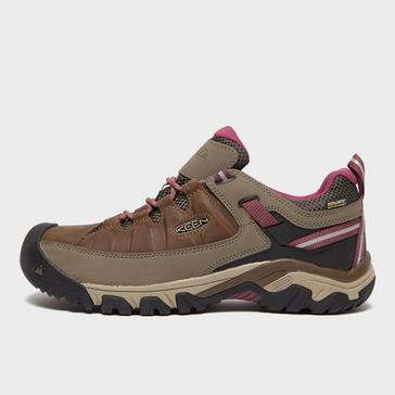 BROWN Keen Targhee III Waterproof Shoes