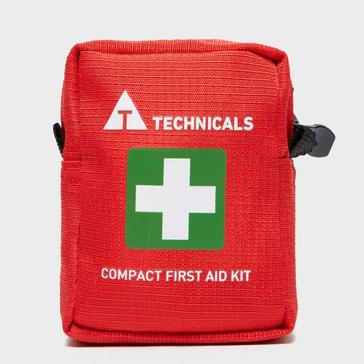 Red Technicals Compact First Aid Kit