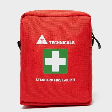 Red Technicals Standard First Aid Kit