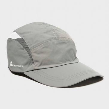 Grey|Grey Technicals Women's Running Cap