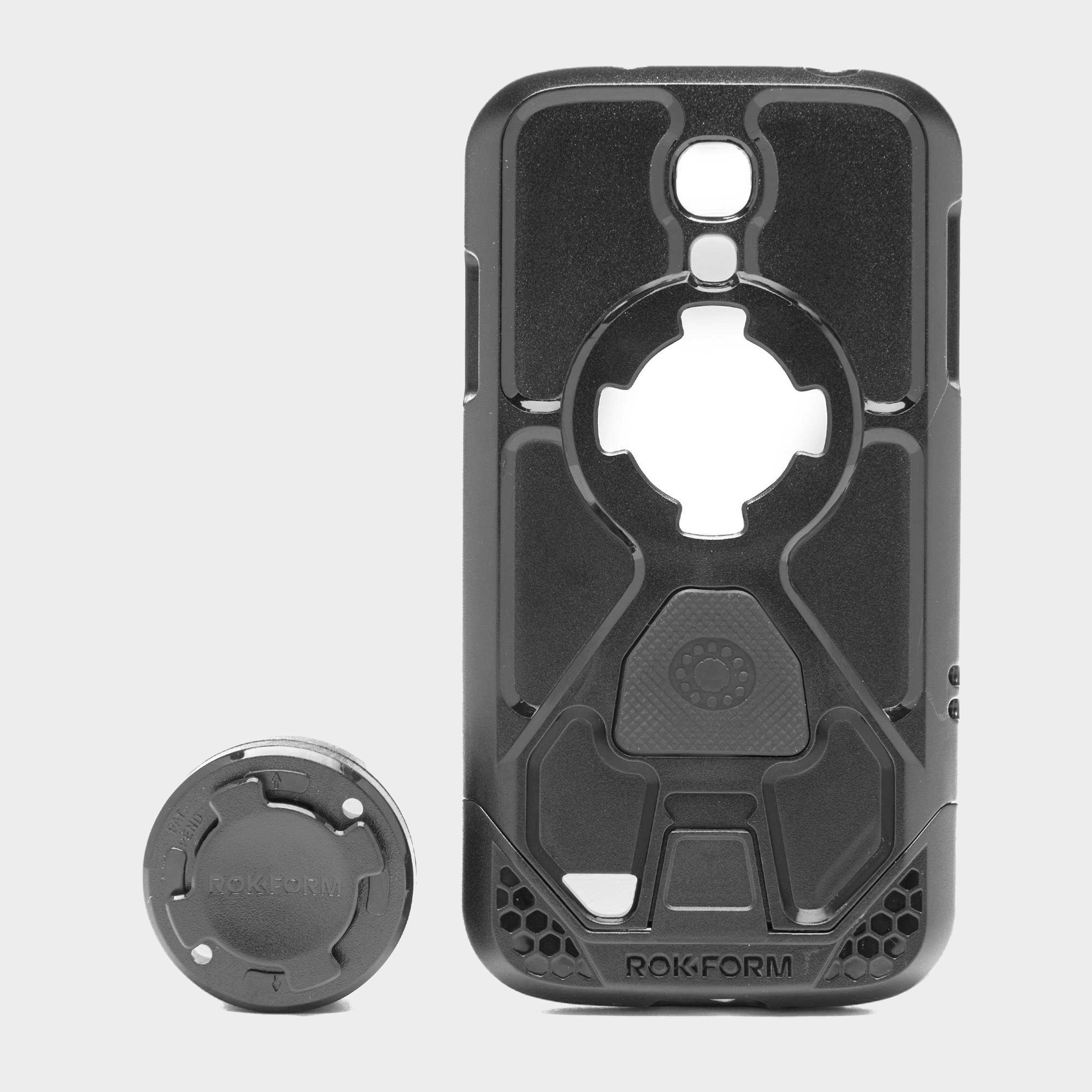 Rokform Samsung Galaxy S4 Mountable Case - Black/Black, Black