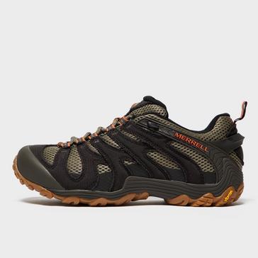 ee9a7e4c71505 Brown MERRELL Men's Chameleon 7 Slam Hiking Shoe