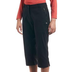 CRAGHOPPERS Women's Kiwi Pro Crops II Trousers