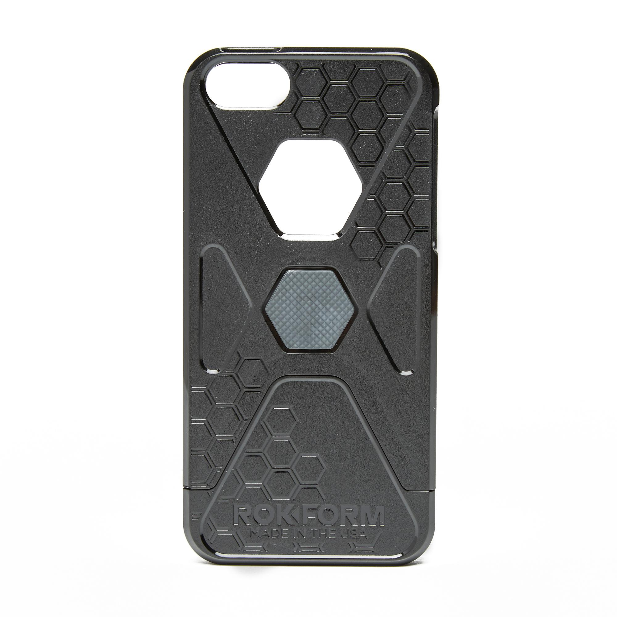 Rokform Rokform iPhone 5 Slim and Sleek Case - Black, Black