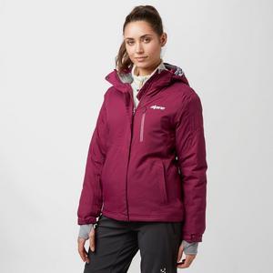 ALPINE Women's Morzine Waterproof Ski Jacket