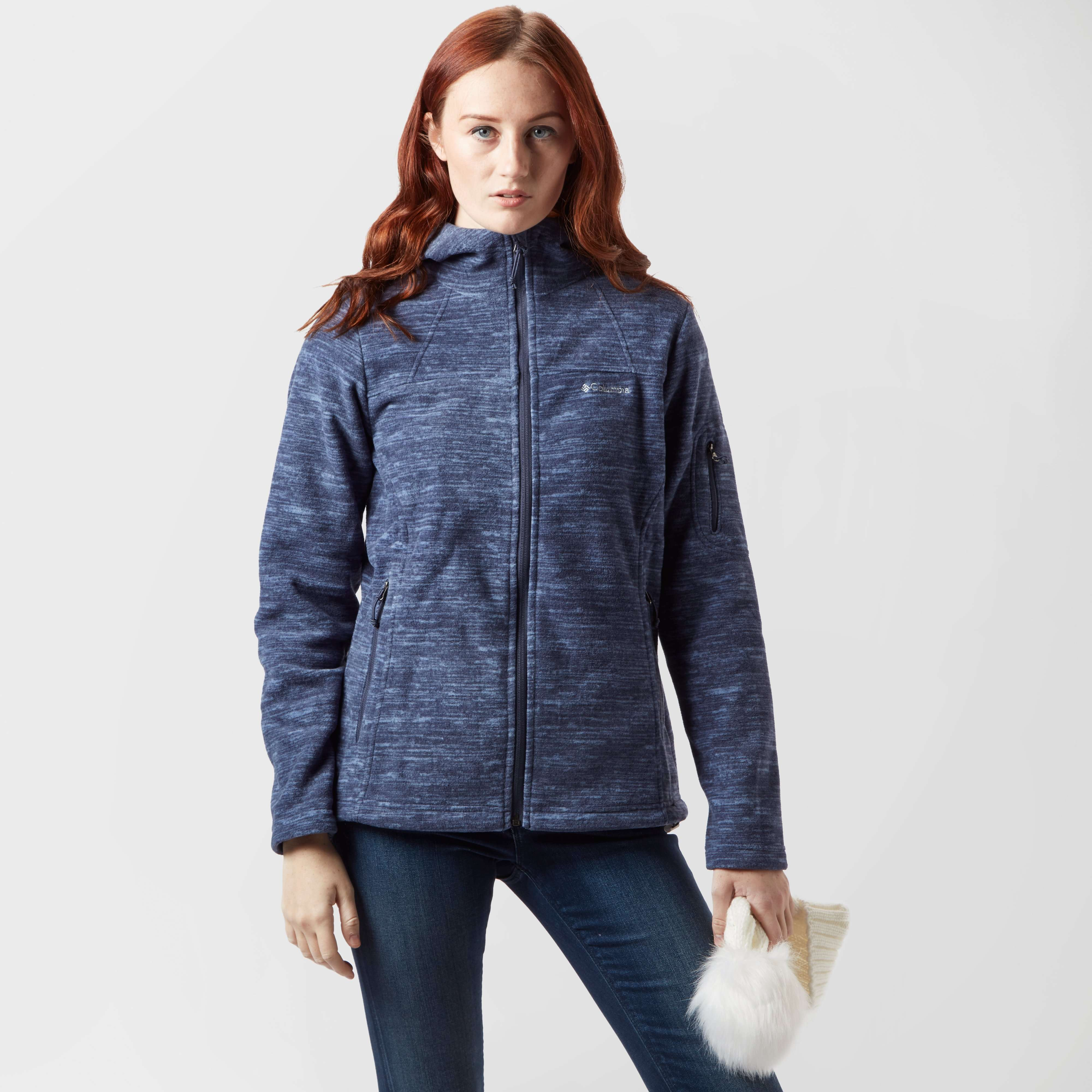 COLUMBIA Women's Fast Trek Hooded Jacket