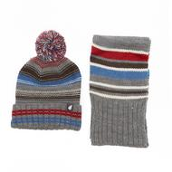 Kids' Hat and Scarf Set