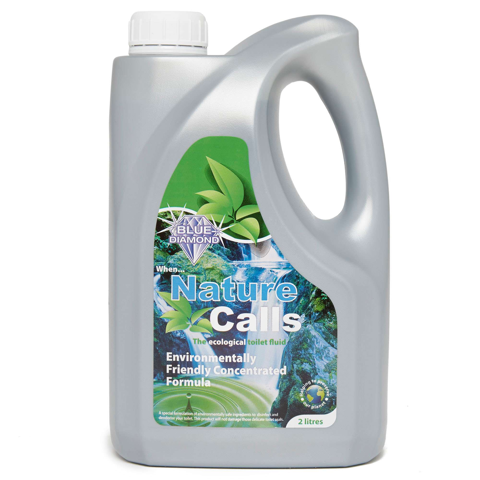 BLUE DIAMOND When Nature Calls Toilet Fluid 2L