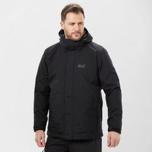 JACK WOLFSKIN Men's Iceland 3-in-1 Jacket