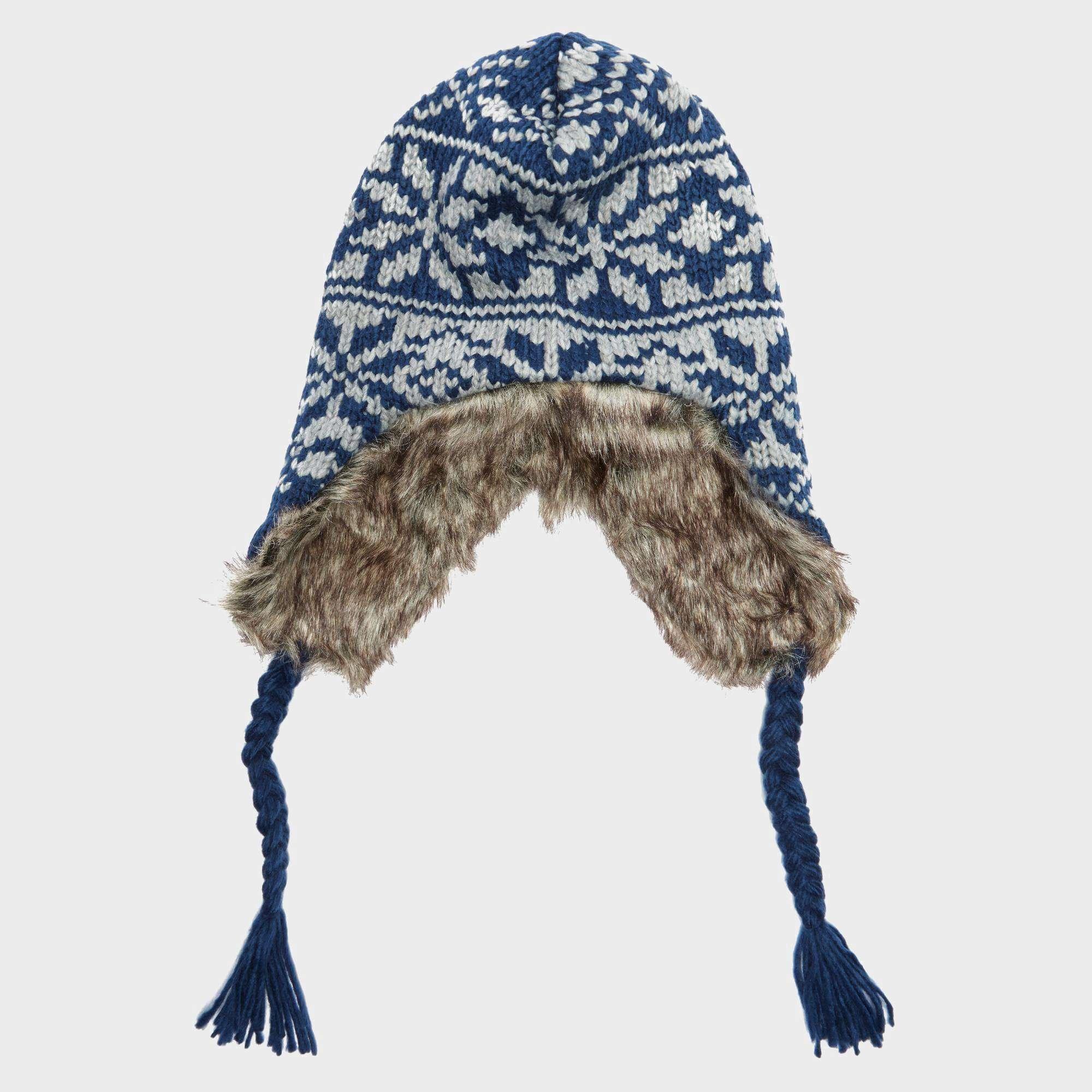 ALPINE Men's Faux Fur Inca Hat
