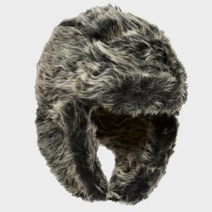ALPINE Unisex All Fur Trapper Hat