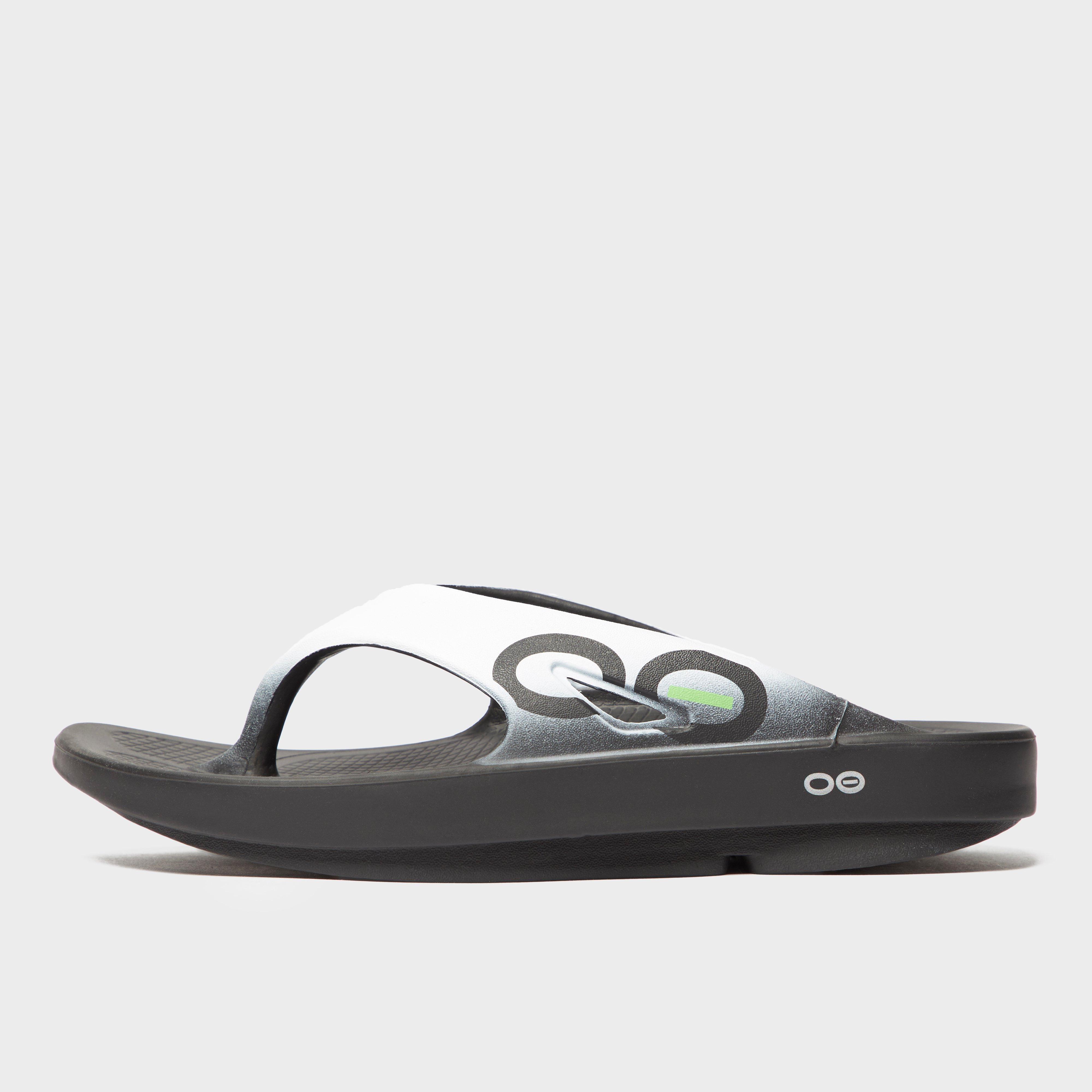 Oofos Oofos Mens OORiginal Sport Slide - White, White