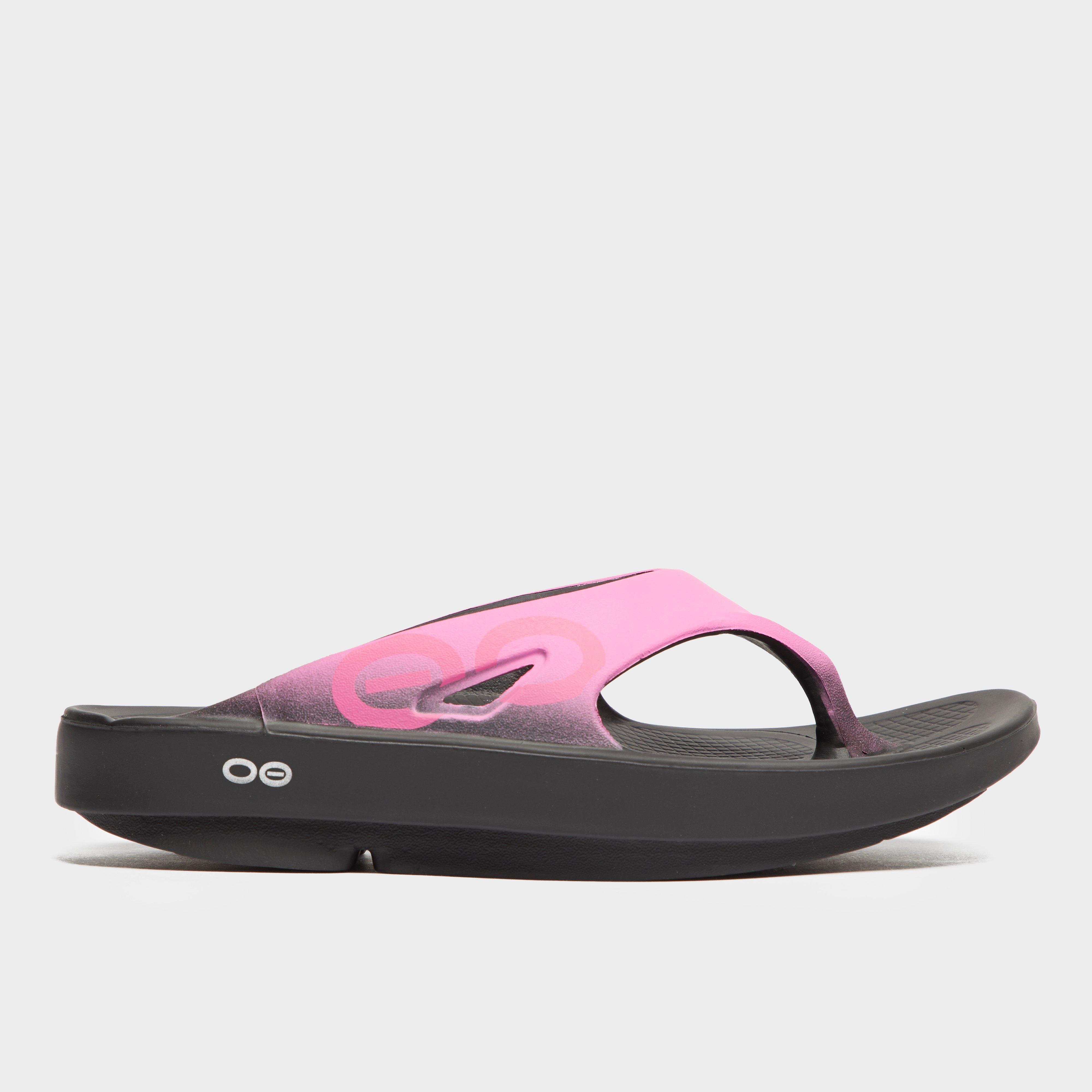 Oofos Oofos Womens OORiginal Sport Slide - Pink, Pink