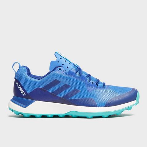 Las Adidas trail corriendo zapatos & entrenadores negros