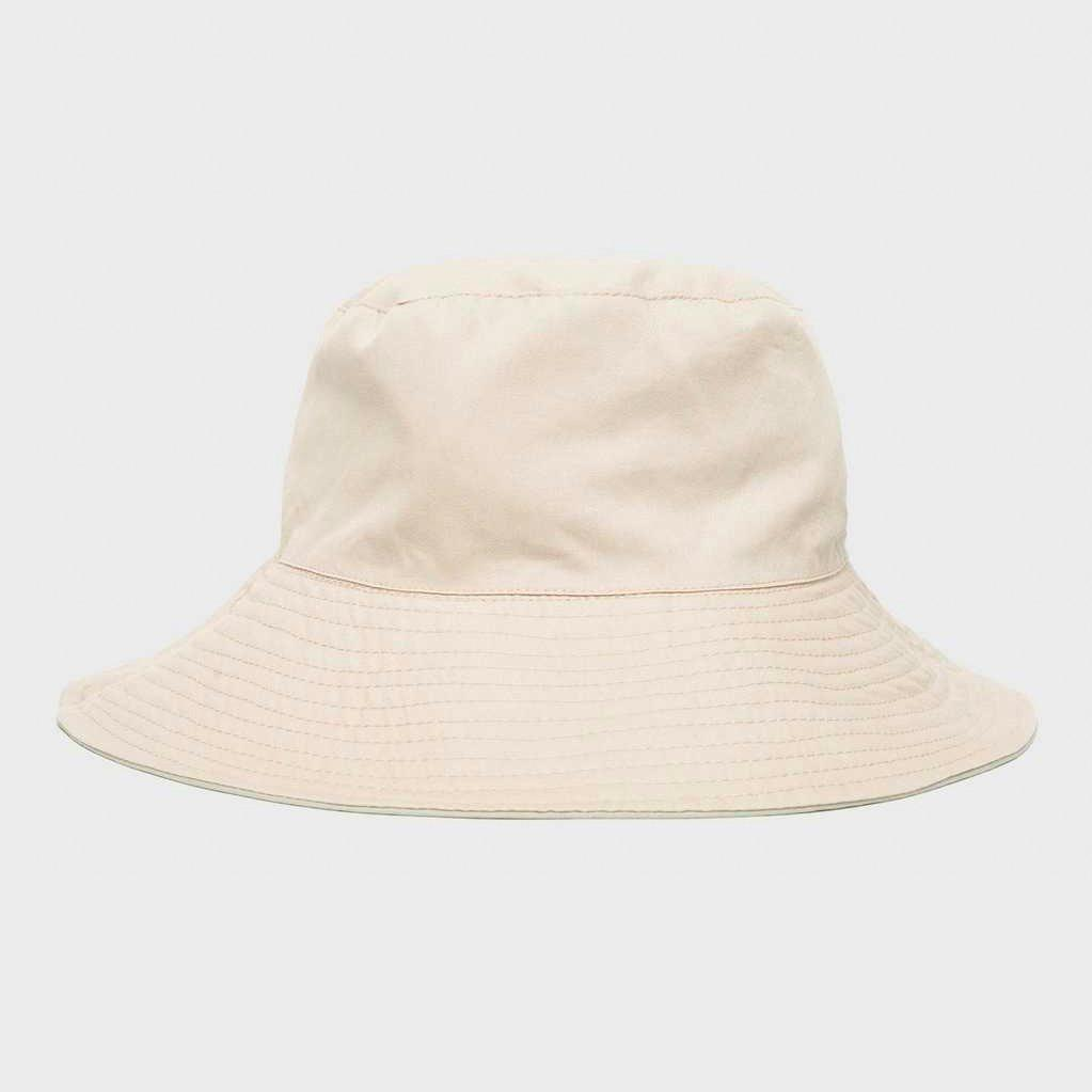 One Earth One Earth Womens Blossom Bucket Hat - Cream, Cream