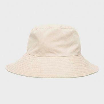 304c2269608 Cream ONE EARTH Women s Blossom Bucket Hat ...