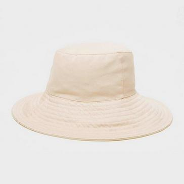 Cream One Earth Women's Blossom Bucket Hat