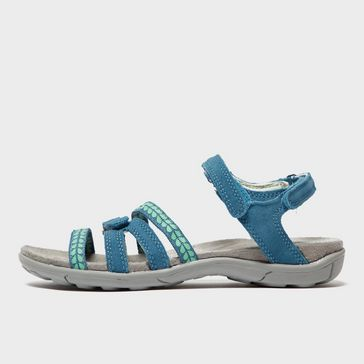 78dd958631a3 Mid Blue PETER STORM Women s Lynmouth Sandal ...