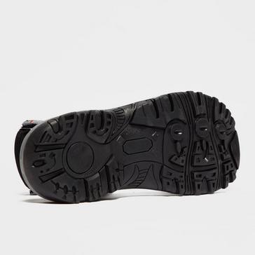 Dark Grey Peter Storm Men's Saunton II Sandal